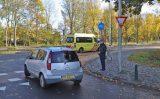 13 november Fietsster gewond bij aanrijding met auto Kerketuinenweg Den Haag