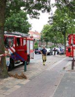 29 juli Woning flink beschadigd door brand Paulus Potterlaan Rijswijk