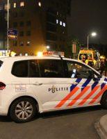 8 juni Slachtoffer van aanrijding aangehouden na beledigingen hulpdiensten Genemuidenstraat Den Haag