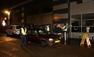 23 januari Gerichte politie controles Haaglanden