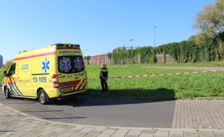 16 oktober Overleden man aangetroffen in voetbalkooi Amazoneweg Delft
