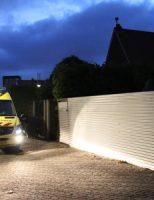 4 augustus Man gewond bij incident in achtertuin Strijpwetering Rijswijk