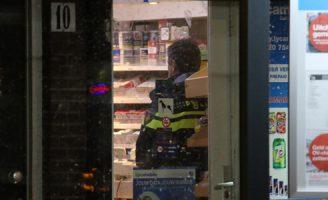 30 oktober Overval op avondwinkel Shazo Van Meursstraat in Den Haag