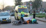 21 oktober Twee fietsers gewond na aanrijding Latijns-Amerikalaan Delft