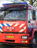 20 december Brandweer redt te water geraakt paard Middelweg Moordrecht