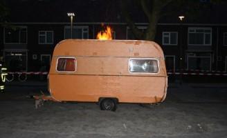 Presentatie nieuwe voertuigen brandweer