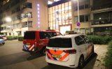 10 oktober Bewoners appartementencomplex bruut uit slaap gewekt Rossinidreef Voorschoten [VIDEO]