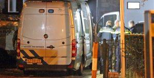 15 november Politie treft zwaar illegaal vuurwerk aan in woning Jagtlustkade Sassenheim [UPDATE]