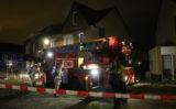 23 juni Uitslaande brand door blikseminslag woning Koekoekzoom Pijnacker
