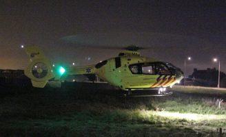 10 september Jongen zwaargewond na beknelling aan hek Dokter Diamantlaan Hoek van Holland
