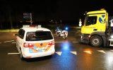 22 september Auto rijdt sloot in na afbreken achterband N206 Burgemeester Detmersweg Zoeterwoude