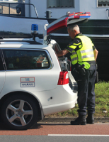 3 oktober Fietser gewond bij aanrijding Schieweg Delft