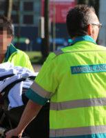 26 maart Maaltijdbezorger gewond bij aanrijding met personenauto Voorhofdreef Delft