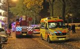 10 november Keukenbrand op 6e etage in flat Poptahof Noord Delft