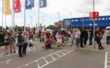 25 juni IKEA Delft ontruimd na pin-storing Olof Palmestraat Delft