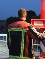 17 juli Brandweer en omstanders redden paard uit sloot Bierhoogtweg Zevenhuizen