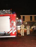 3 november Opnieuw een geparkeerde auto uitgebrand Meidoornlaan Delft [VIDEO]