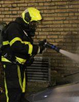 8 april Meerdere auto's in brand gestoken Gildestraat Delft