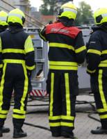 18 augustus Brandweer blust brand op schip Schieweg Delft [Video]