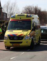 6 april Geluk bij een ongeluk Kerkstraat Kwintsheul