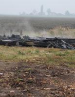 30 december Gebouwbrand blijkt flinke buitenbrand Herenweg Moerkapelle