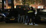4 november Aanhouding door arrestatieteam na mogelijke gijzeling in woning Kaapstander Wateringen