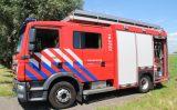 21 juli Brandweer rukt uit voor een stier te water 1e Tochtweg-N219 Nieuwerkerk aan den IJssel