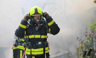[UPDATE] 17 juni Grote brand in schuur Groeneveld Schipluiden