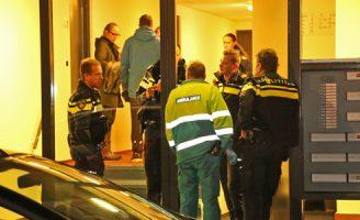 7 november Gewonde bij steekincident in portiek Sperwersingel Den Haag [VIDEO]
