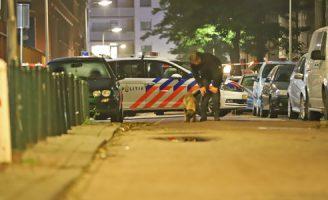 23 september Zwaargewonde bij mogelijk schietincident Fischerstraat Den Haag