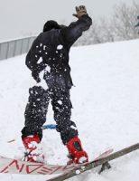 10 december Sneeuwval zorgt voor plezier en overlast in de regio