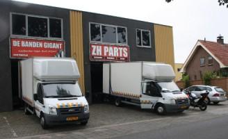 Hennepkwekerij ontmanteld Rotterdamseweg
