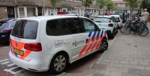 22 augustus Straat afgesloten na incident met airsoft-wapens Caspar Fagelstraat  Delft