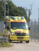 31 juli Medische noodsituatie bij sorteercentrum PostNL Overslagweg Waddinxveen