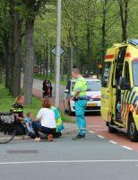 7 september Jongetje gewond bij aanrijding met auto Buitenhofdreef Delft