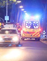 6 augustus Man zwaargewond bij éénzijdig ongeval Brasserskade Den Haag