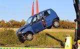 22 september Auto te water en twee gewonden na ongeluk op de Wippolderlaan Wateringen