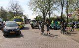 19 april Motorrijder gewond na ongeval met auto Buitenhofdreef Delft