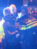 29 januari Aanhouding en gewonde bij aanrijding tussen twee auto's Voorhofdreef Delft