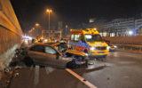 3 december Gewonde bij flink éénzijdig ongeval A12 Voorburg