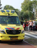 21 augustus Flinke schade bij aanrijding Vrederustlaan Den Haag