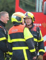 14 juni Veel rookontwikkeling bij brand onder N470, Rotterdamseweg Delft [VIDEO]