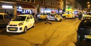 31 januari Chaos op Kempstraat na zwaar ongeluk; meerdere gewonden Kempstraat Den Haag