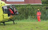 18 augustus Mobiel Medische Team ingezet voor medische noodsituatie Hoedenmaker Zevenhuizen