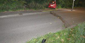 23 september Man vlucht na eenzijdig ongeval Van der Slootsingel Delft
