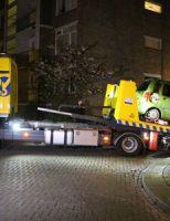 23 april Opnieuw auto in brand Riddersdreef Den Haag