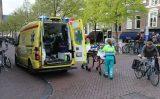 28 april Voetganger gewond na aanrijding Oude Delft Delft