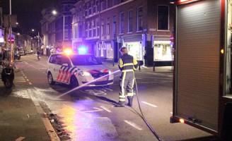 Alcomobilist veroorzaakt ongeval Javastraat