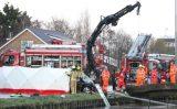 10 december Persoon overleden na te water raken met auto Katwijkerlaan Pijnacker