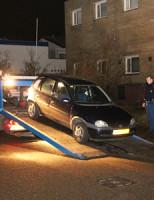 19 januari Politie houd verdachten aan na bedreigingen met vuurwapen Delft